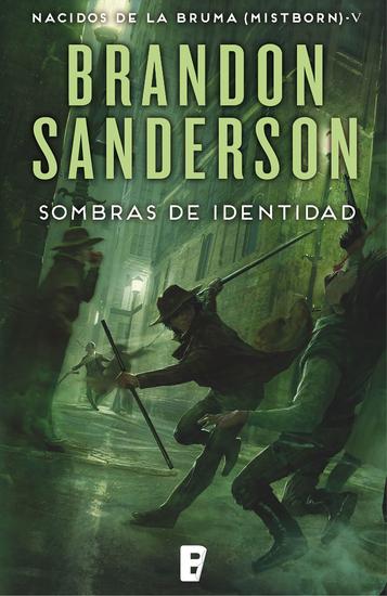 Sombras de identidad - cover