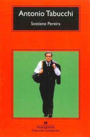 Sostiene Pereira - cover