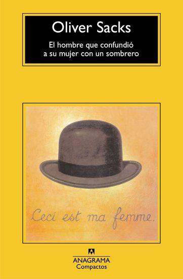 El hombre que confundió a su mujer con un sombrero - cover