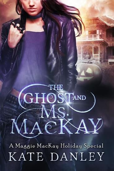 The Ghost and Ms MacKay - Maggie MacKay: Holiday Special #1 - cover