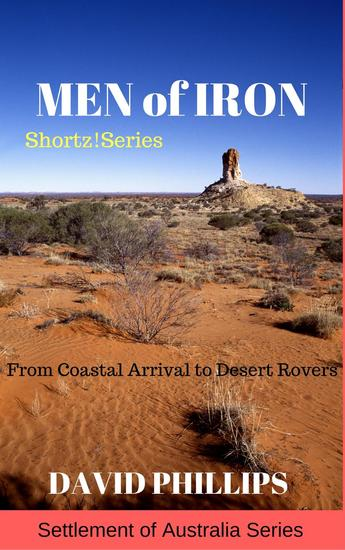 Men of Iron - cover