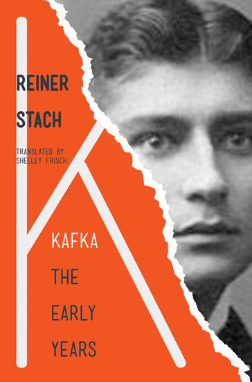 Kafka - The Early Years - cover