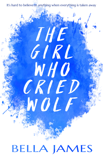 The Girl Who Cried Wolf - cover
