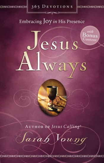 The Jesus Always 52-Week Discussion Guide - cover