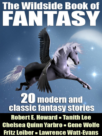 The Wildside Book of Fantasy - 20 Great Tales of Fantasy - cover