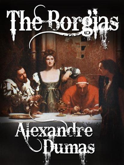 The Borgias - cover