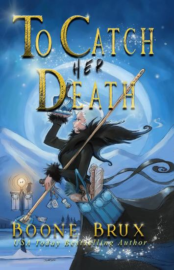 To Catch Her Death - Grim Reality Series - cover
