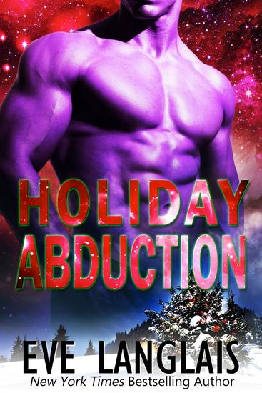 Holiday Abduction - Alien Abduction #6 - cover