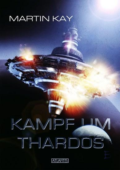 Kampf um Thardos - cover