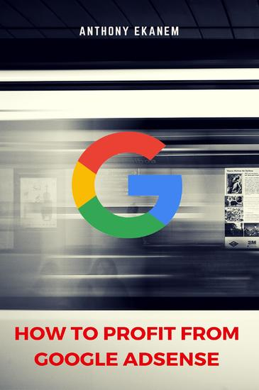 How to Profit from Google AdSense - cover