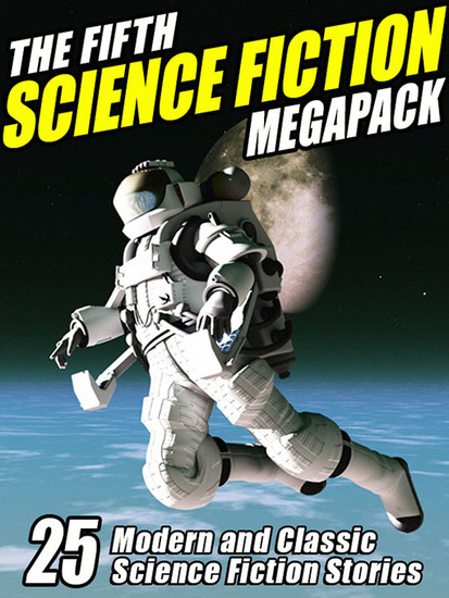 The Fifth Science Fiction Megapack - cover