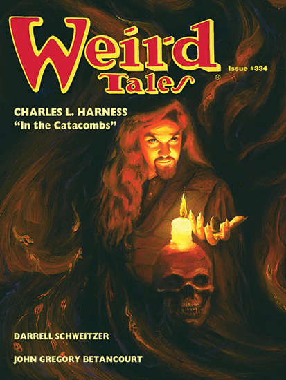 Weird Tales #334 - cover