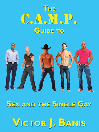 The CAMP Guide to Sex and the Single Gay - cover