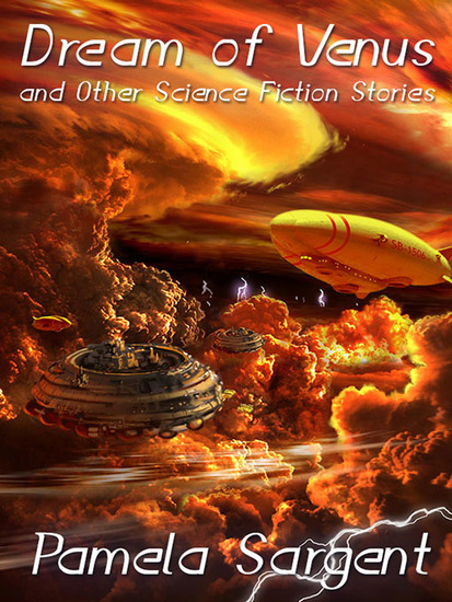 Dream of Venus and Other Science Fiction Stories - cover