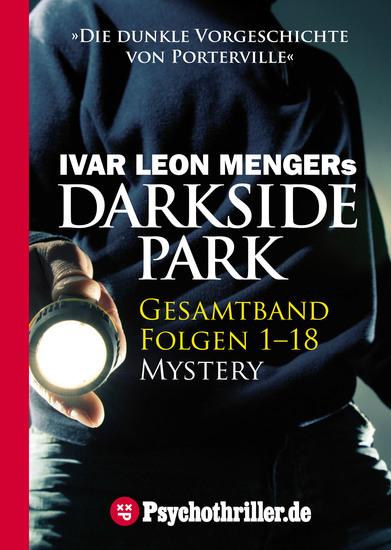 Darkside Park - Mystery-Thriller - cover