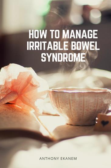 How to Manage Irritable Bowel Syndrome - cover