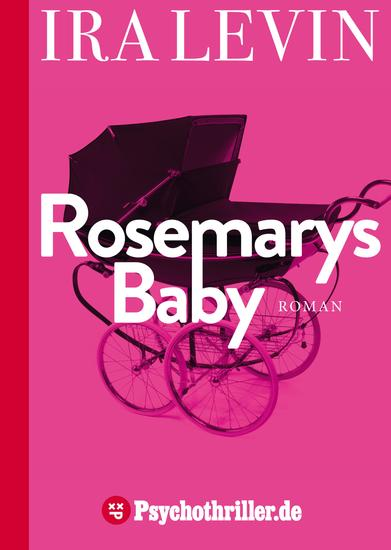 Rosemarys Baby - cover