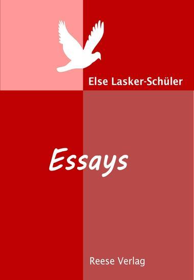 Essays - cover