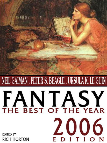 Fantasy: The Best of the Year - 2006 Edition - cover