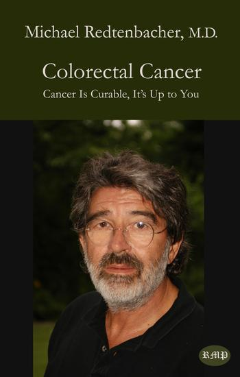 Colorectal Cancer - Cancer Is Curable It's Up to You - cover