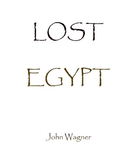Lost Egypt - cover