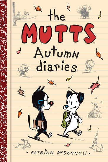The Mutts Autumn Diaries - cover