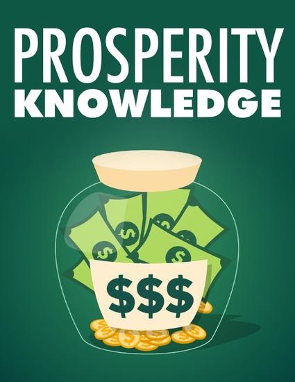Prosperity Knowledge - cover