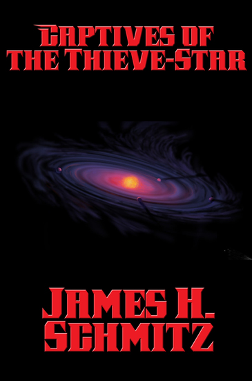 Captives of the Thieve-Star - cover
