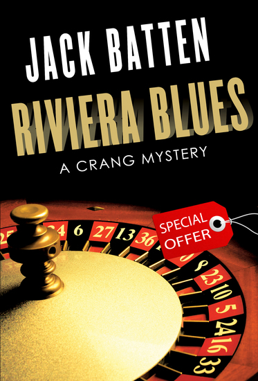 Riviera Blues - A Crang Mystery - cover