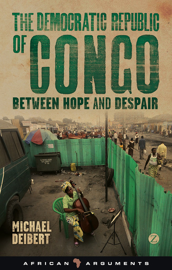 The Democratic Republic of Congo - Between Hope and Despair - cover