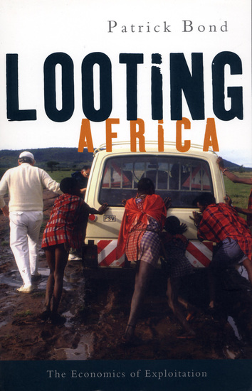 Looting Africa - The Economics of Exploitation - cover