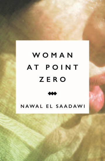 Woman at Point Zero - cover