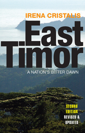 East Timor - A Nation's Bitter Dawn - cover