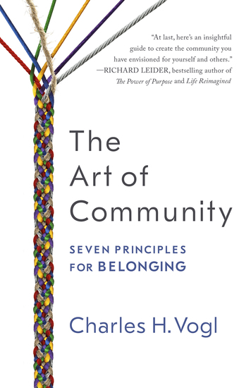 The Art of Community - Seven Principles for Belonging - cover