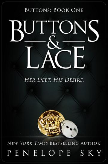 Buttons & Lace - Buttons #1 - cover