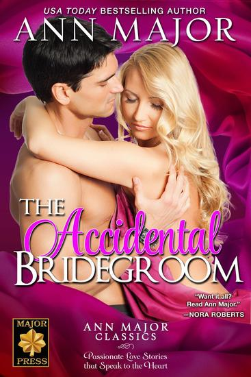 The Accidental Bridegroom - cover