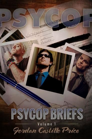 PsyCop Briefs: Volume 1 - PsyCop - cover