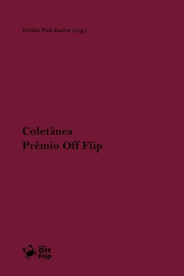 Coletânea Prêmio Off Flip de Literatura [2016] - cover