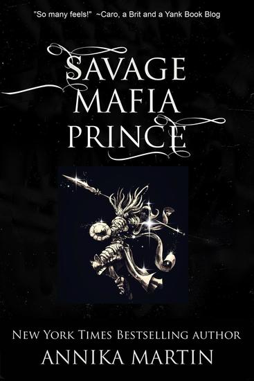 Savage Mafia Prince - Dangerous Royals - cover
