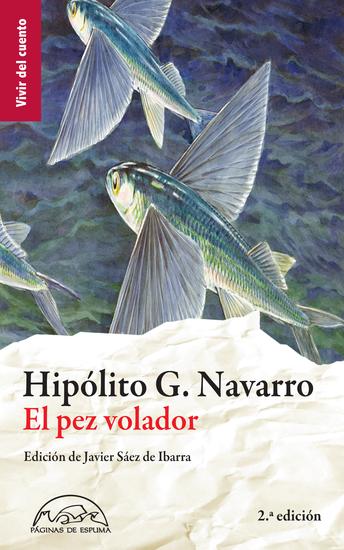 El pez volador - Antología de cuentos - cover