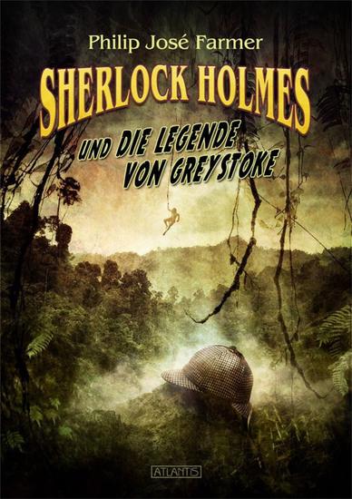 Sherlock Holmes und die Legende von Greystoke - cover