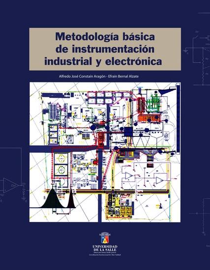 Metodología básica de instrumentación industrial y electrónica - cover