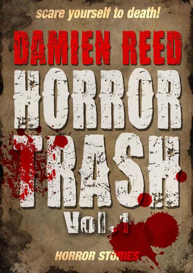 Horror Trash Vol1 - cover
