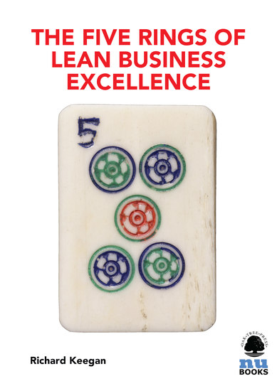 The Five Rings of Lean Business Excellence - cover