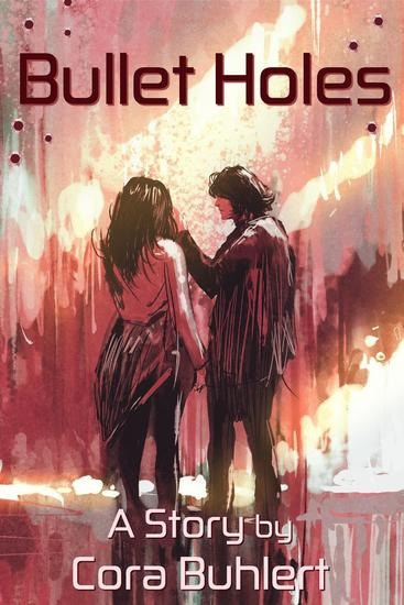 Bullet Holes - In Love and War #8 - cover