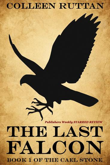 The Last Falcon - The Cael Stone - cover