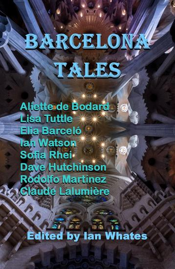 Barcelona Tales - cover