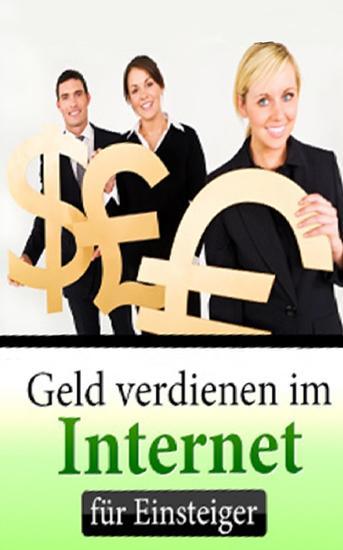 Geld verdienen im Internet für Einsteiger - cover