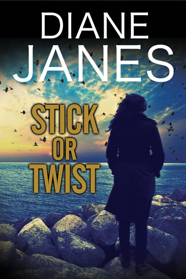 Stick or Twist - A contemporary romantic suspense - cover