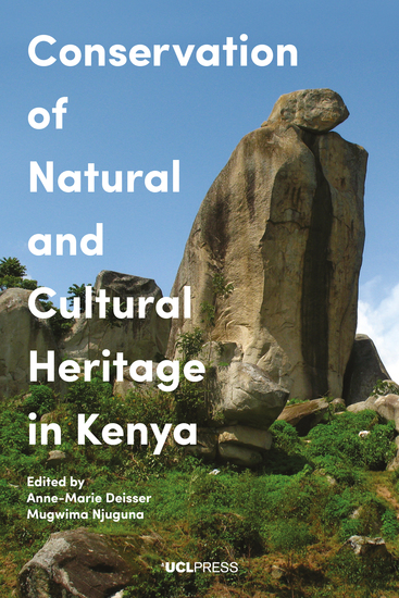 Conservation of Natural and Cultural Heritage in Kenya - cover